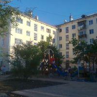 Двор Есенберлина 23, Бейнеу