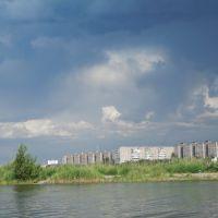 озеро июнь 2014, Новый Узень