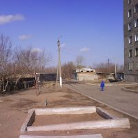 пр.Мира 122/3 (двор)., Новый Узень
