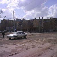 Перекрёсток ул.Димитрова и ул.Чернешевского (маг. находка), Новый Узень