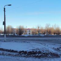 Автовокзал, Новый Узень