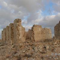 Развалины2, Форт-Шевченко