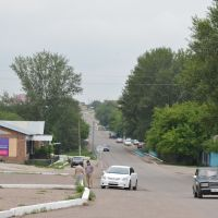 орталық, Баянаул