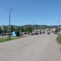 Bajanaul 06.2009 - ЕНТ в Баянауле, Баянаул