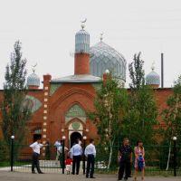 Yerzhan mosque, Иртышск