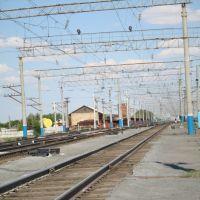 Станция Калкаман, Калкаман