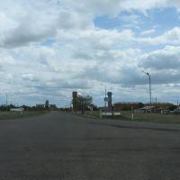 дорога в Калкаман, Калкаман