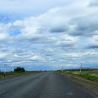"""дорожные знаки: """"Ремонтные работы"""", """"Ограничение скорости 70 км/ч"""", Краснокутск"""