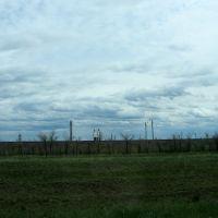 светофоры на жд путях, Краснокутск