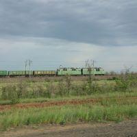 Локомотив, Краснокутск