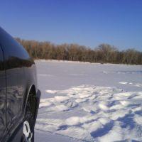 Зима в Коктобе, Лебяжье