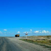 неровная дорога 2013_08_03, Майкаин