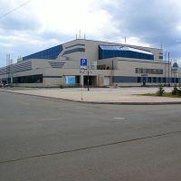 Ice palace, Павлодар