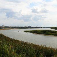 Irtysh river, Павлодар
