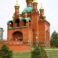 Temple of name Blagoveshchenie, Павлодар