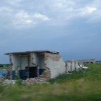 За деревней - развалины, Благовещенка