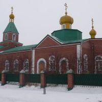 Русская православная церковь., Булаево