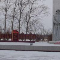 Советский воин., Булаево