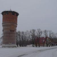 Водонапорная башня., Булаево