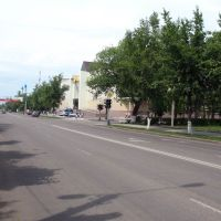 Vid na Rakhmet, Петропавловск