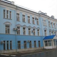 Бывший воен.- штаб, Петропавловск