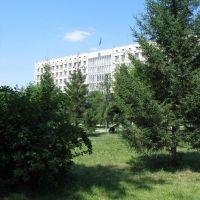 Акимат, Петропавловск