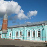Мечеть, Петропавловск