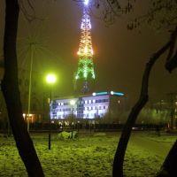 Казактелеком. Вышка., Петропавловск