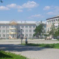 Центр (Downtown), Пресновка