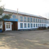 Школа-гимназия им. Е.Букетова (бывшая вторая), Сергеевка