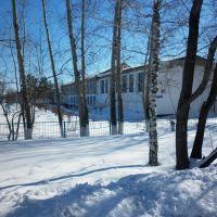 Школа-гимназия, Сергеевка