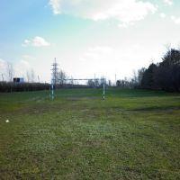 Футбольное поле, Сергеевка