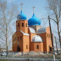 Храм, Сергеевка