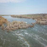 Река Ишим, Сергеевка