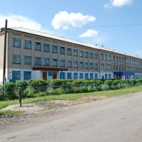 Школа, Соколовка