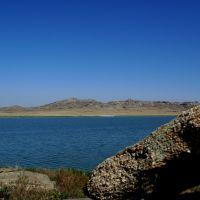 Монастырское озеро., Акжал