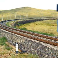 22d km of railway Shar – Ust-Kamenogorsk, Акжал