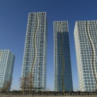Towers- Astana, Аксуат