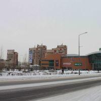 Astana. Asia park (trade center). 04 2010/, Аксуат