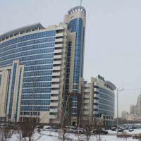LUKoil building, Astana, 04 2010., Аксуат