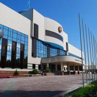 Музей першого президента Казахстану_The museums first president of Kazakhstan, Аксуат