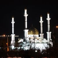 Nur Astana Mosque, Аксуат