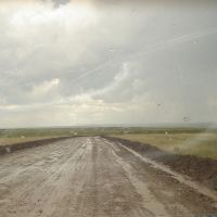 Between Semey and Ust-Kamenogorsk, summer 2007, Ауэзов