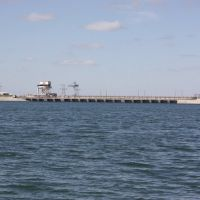 Шульбинская ГЭС, Ауэзов