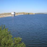 Чарское водохранилище, Ауэзов