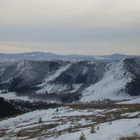 ridge Nuraly, Баршатас