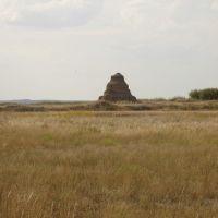 Древний Мазар на платине р.Талды, Бельагаш