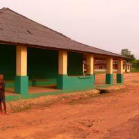 Baringa Hospital, DR Congo, Боко