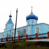 Медвенский храм, Большая Владимировка