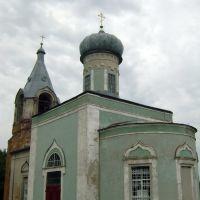 Церковь Митрофана Воронежского, Большая Владимировка